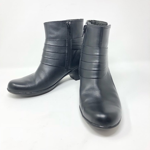 Clarks Shoes | Ankle Boots Leather
